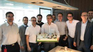 Gruppenfoto GoLive Cake