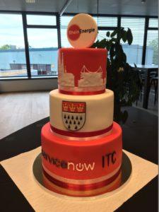 ServiceNow Go-Live Cake